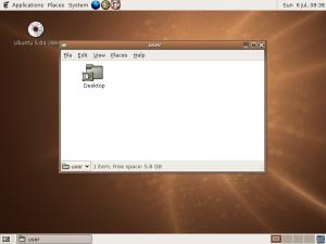 היו היה: Ubuntu-Hoary