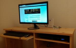 שולחן העבודה שלי